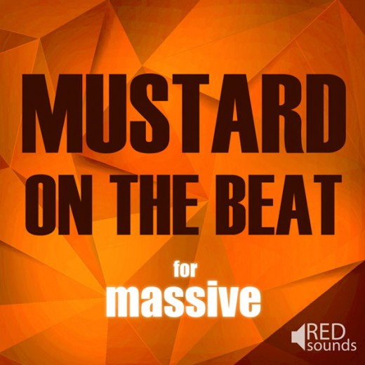 MUSTARD PRESETS FOR MASSIVE