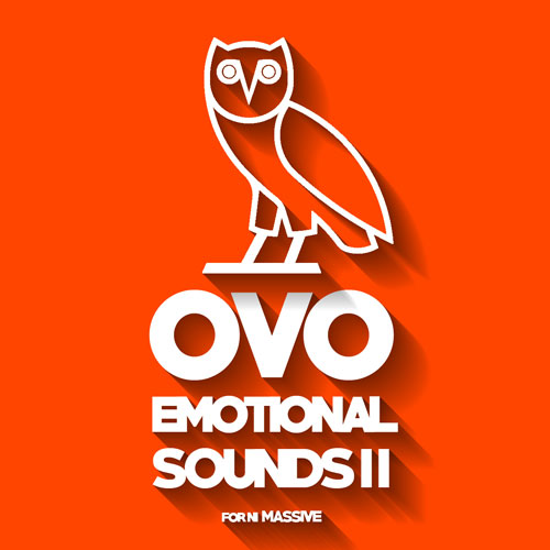 Red Sounds - OVO Emotional Sounds 2 For Ni Massive