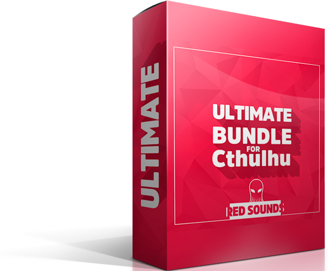 Ultimate Bundle For Cthulhu